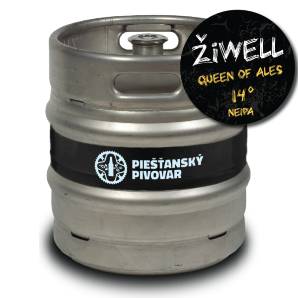 ŽiWELL Queen of Ales NEIPA