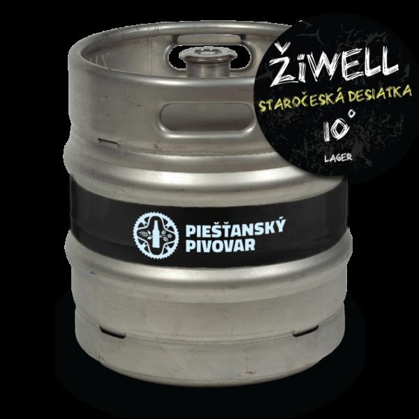 ŽiWELL Staročeská desiatka 30l lager