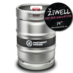 ŽiWELL Oxford Salvation 50l Herbal English Pale Ale