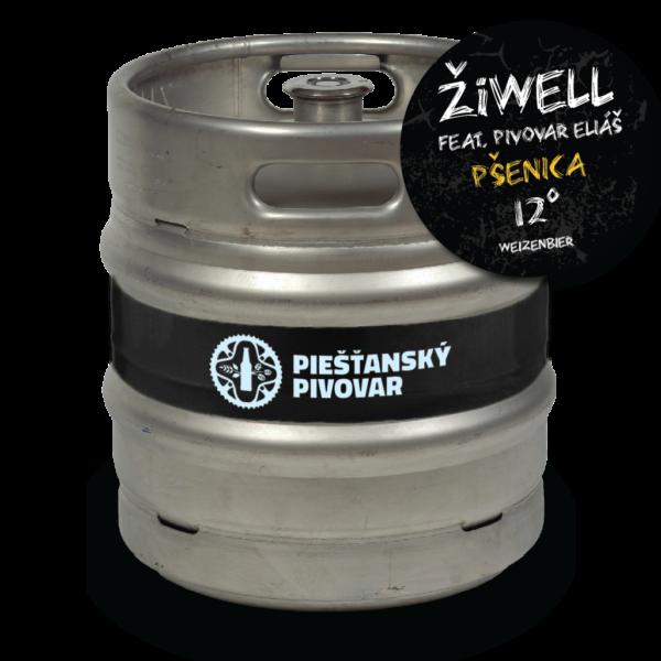ŽiWELL feat. Elias Psenica 30l keg